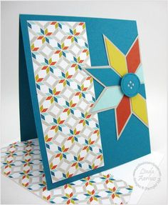 Paper Quilting Card Technique