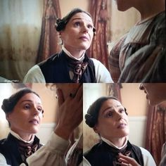 """Jana ツ on Instagram: """"She would do everything..she fights for her..she is in love with her ❤️ #GentlemanJack 🎩 #SuranneJones #SophieRundle #AnneLister…"""" Sophie Rundle, Suranne Jones, Gentleman Jack, Do Everything, Lesbians, Fiction, Entertainment, Actresses, Love"""