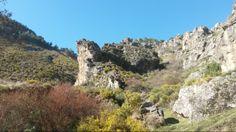 Ren HD! Farverne på sådan en solskinsdag behøver ikke komme i nærheden af Photoshop :-) #monachil #loscahorros #andalusien