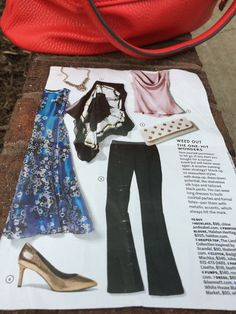 Evening dress up ideal style