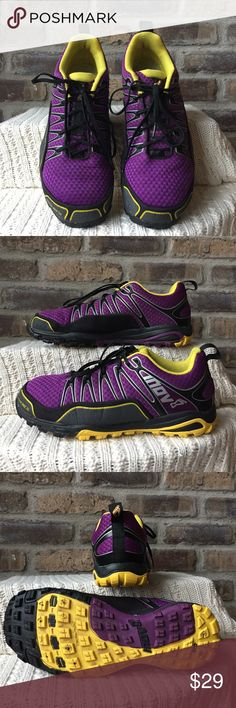 INOV Trailroc 246 Women's size 9 INOV Trailroc 246. Insole is missing otherwise good condition so for that reason they are priced to sell. INOV Shoes Sneakers