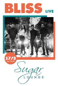 Bliss Live @ Sugar Lounge στη Βέροια ! ! !