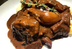Madfilosofie.dk Great Recipes, Favorite Recipes, Danish Food, Beautiful Desserts, Cooking Recipes, Healthy Recipes, Soul Food, Chicken Wings, Delish