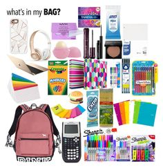 Designer Clothes, Shoes & Bags for Women Middle School Hacks, High School Hacks, Life Hacks For School, Back To School Supplies List, School Supplies Highschool, College Supplies, School Emergency Kit, School Kit, School Bags