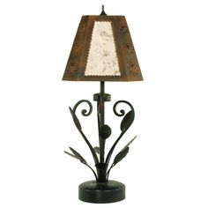 Shop Santangelo  TL-FLRL Floral Table Lamp at ATG Stores. Browse our table lamps, all with free shipping and best price guaranteed.