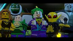 Walmart Accidentally Listed LEGO DC Villains Video Game – Rumored to Have a Free Lex Luthor Minifigure - The Brick Show Lego Batman 3, Lego Marvel, Playstation, Lego Dc Comics, Brick Show, Friends Episodes, Lex Luthor, San Diego Comic Con, Dc Universe