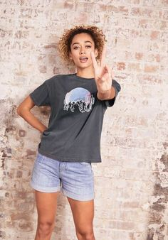 Cactus Print, Joggers, Organic Cotton, T Shirts For Women, Model, Inspiration, Clothes, Collection, Kleding