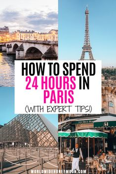 How to Have The Perfect Day in Paris