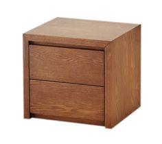 FELTON 2 DRAWER BED SIDE TABLE: Made of solid wood; DIMENSIONS: W53xD45xH55 cm; PRICE: 18300/-