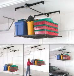 37 Ideas For An Organized Garage_33