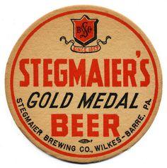 Stegmaier's Gold Medal Beer