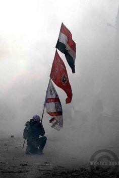 The fog of war...