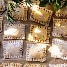 Cheese Ravioli, Asiago Cheese, Homemade Ravioli, Homemade Cheese, Georgia Peach Cobbler Recipe, Corn Cheese, Corn Chicken, Buttered Corn, Butter Pasta