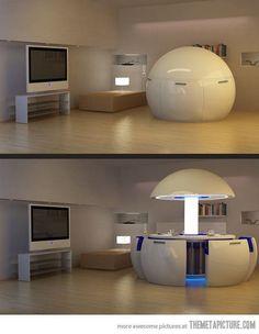 futurist-furniture-5 - Futurist Architecture #futuristicfurniture