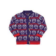 ej sikke lej Nordic Knit Cardigan