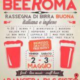BeeRoma Rassegna e manifestazione sul mondo della bitta artigianale italiana ed inglese Degustazioni, musica live e divertimento Aranciera di San Sisto via delle Valle Camene 11, Roma, Italia
