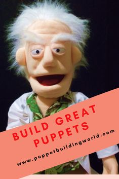 Articles, videos and more. Learn to build amazing puppets for fun or profit. Easy and fun. Marionette Puppet, Sock Puppets, Prop Making, Puppet Making, Sesame Street Puppets, Homemade Puppets, Puppet Patterns, Doll Patterns, Professional Puppets