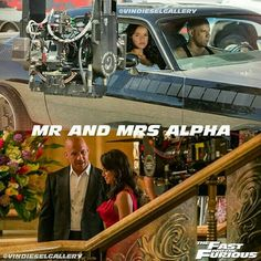 A post from Making a start to Furious Movie, The Furious, Fast And Furious Memes, Dom And Letty, Fast Quotes, Mum Birthday Gift, When I See You, Michelle Rodriguez, Perfect Relationship