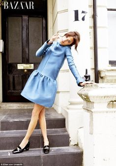 Alexa Chung media gallery on Coolspotters. See photos, videos, and links of Alexa Chung. Ellen Von Unwerth, Mode Style, Style Me, 60s Style, Alexa Chung Style, Burberry Dress, Inspiration Mode, Fashion Inspiration, Look Chic