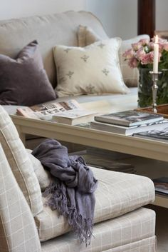 Residence Interior, atmosphere — Christian's & Hennie - www. Interior Work, Interior Design Studio, Soft Colors, Colours, Aging Wood, My Dream Home, Christianity, Throw Pillows, Bed