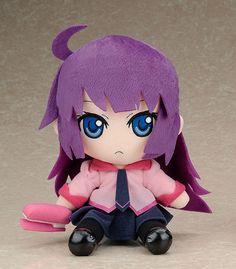 AmiAmi [Character & Hobby Shop] | Bakemonogatari Plushie Series (1) Hitagi Senjougahara