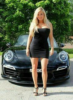 Porsche Models, Porsche Cars, Sexy Cars, Hot Cars, Sexy Autos, Bus Girl, Girly Car, Botas Sexy, Car Girls