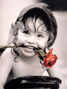 I've never seen a smiling face that was not beautiful.    ~ Author Unknown ~