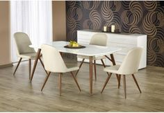 All Details You Need to Know About Home Decoration - Modern Table Ronde Design, Coffee Table Design, Coffee Tables, Living Room Decor, Living Spaces, Bedroom Decor, Dining Chairs, Dining Table, Storage Spaces