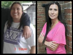 This is Annette - she lost 50 pounds with S.F. and has kept it off for over a…