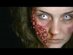 DIY: Halloween - Zombie Hag Makeup Tutorial
