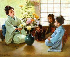 Yukiko's Art Blog: 私達が知らない江戸 Robert-Frederick-Blum