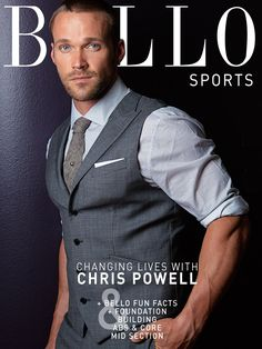 Extreme Makeover Weightloss Edition is SO inspirational! Getting to look at Chris Powell is a bonus.