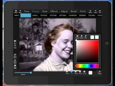 http://theappwhisperer.com/2015/03/12/ios-video-tutorial-colorizing-bw-images-with-icolorama/ iOS – Video Tutorial – Colorizing B&W images with iColorama