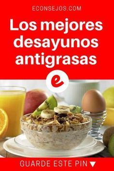 Los mejores desayunos antigrasas - I need to change habits - Recetas Diabetic Recipes, Healthy Recipes, My Diet Plan, Food Porn, Tasty, Yummy Food, Just Cooking, Sweet And Salty, Healthy Snacks