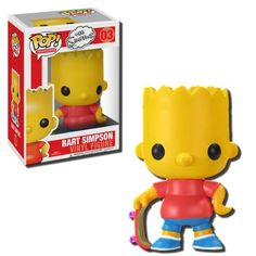 Funko POP Bart Simpson