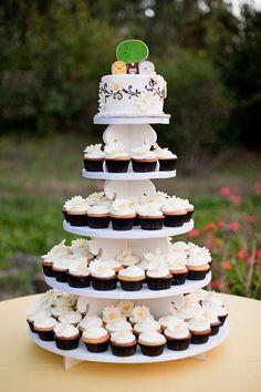 cute birdy cake topper.