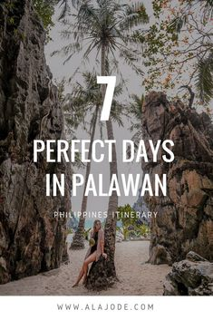 The ultimate Palawan itinerary: These are the best things to do in Palawan Philippines - and how to do them. Make the most of your trip to Palawan with this itinerary covering the best activities in El Nido and Coron. From beaches and boats, to island hopping, these are the best things to do on a trip to Palawan. #Palawan #Philippines #Coron #elnidopalawan #philippinestravel #islandhopping