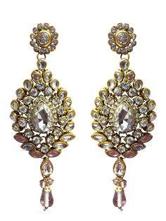 Beydodo Earring Jackets for WomenEarring Jackets Dangle Wedding Earrings Oval Cut Cubic Zirconia