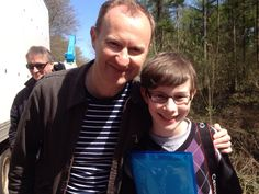 """Richard Lloyd on Twitter: """"15/04/2014 • 18/03/2017    Incredible to meet @Markgatiss again today and hear him discuss his career. A fantastic event @YorkLitFest! https://t.co/GklhXmBTmo"""""""