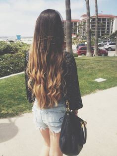 Sierra Marie. Love her hair!