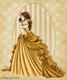 A Most Peculiar Mademoiselle by Hanami-Mai on deviantART
