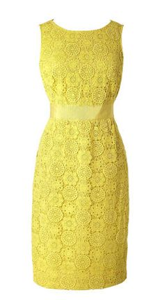 Hello yellow! Our Boden summer dress made the cut in Good Housekeeping's top gifts for Mother's day!