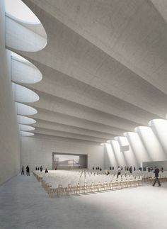 Interesting Find A Career In Architecture Ideas. Admirable Find A Career In Architecture Ideas. Architecture Antique, Modern Architecture Design, Light Architecture, Modern House Design, Interior Architecture, Auditorium Architecture, Architecture Images, Architecture Visualization, Building Architecture