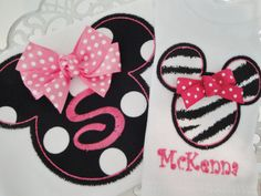 NEW Minnie Mouse Shirt / Minnie Mouse Onesie American Girl Doll Matching Shirt on Etsy, $49.99