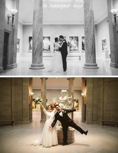 Juewon + Jane: Cleveland Museum of Art Wedding Ohio #clevelandmuseumofart #clevelandart #wedding #venue #weddingvenue #artmuseum