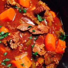 "Beef and Guinness® Stew |""This was a great cold weather food with a great rich taste."""