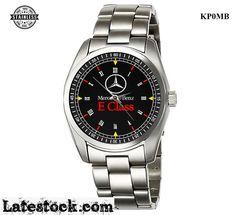 Rare exclusive Design Mercedes Benz E Class Series elegant Sport Metal Watches Best Gift Mercedes Benz Sls Amg, Unique Costumes, Clock Movements, Benz E Class, Black Series, Casio Watch, Watch Bands, Happy Shopping, Best Gifts