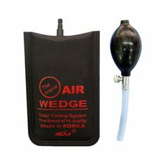 Like the Original Air Wedge,the Small Air Wedge is made of a sturdy vinyl and equipped with a bulb pump and release valve for quicd and easy inflating and deflating. Car Door Lock, Auto Locksmith, Foam Shapes, Pvc Windows, Gym Mats, Hand Tools, Triangle, Wedges, How To Make
