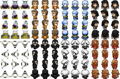 rpg maker more characters - Google Search