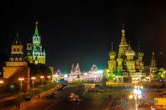 Russia - Praça vermelha